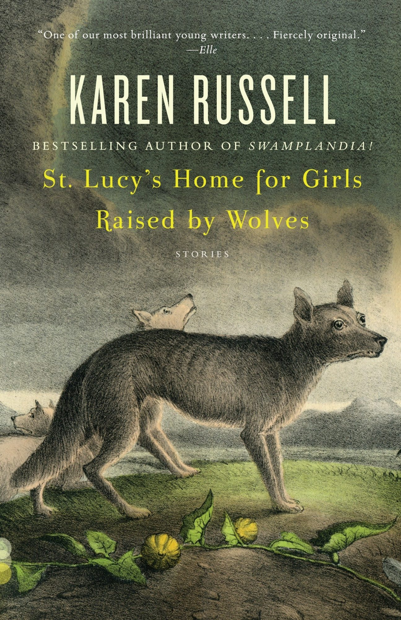 St. Lucy's Home for Girls Raised by Wolves: Stories by Karen Russell