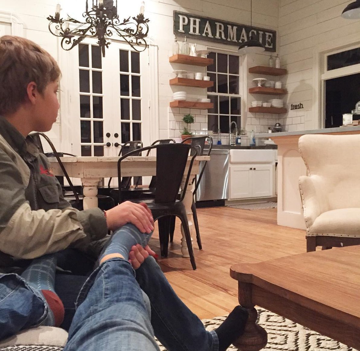 All of the Sweet Family Moments Chip and Joanna Gaines Have Shared of Their Life at Home