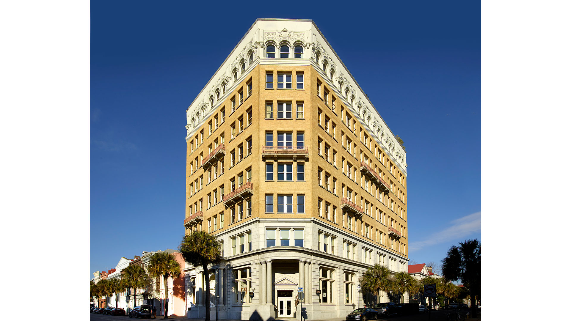 Charleston People's Building Penthouse
