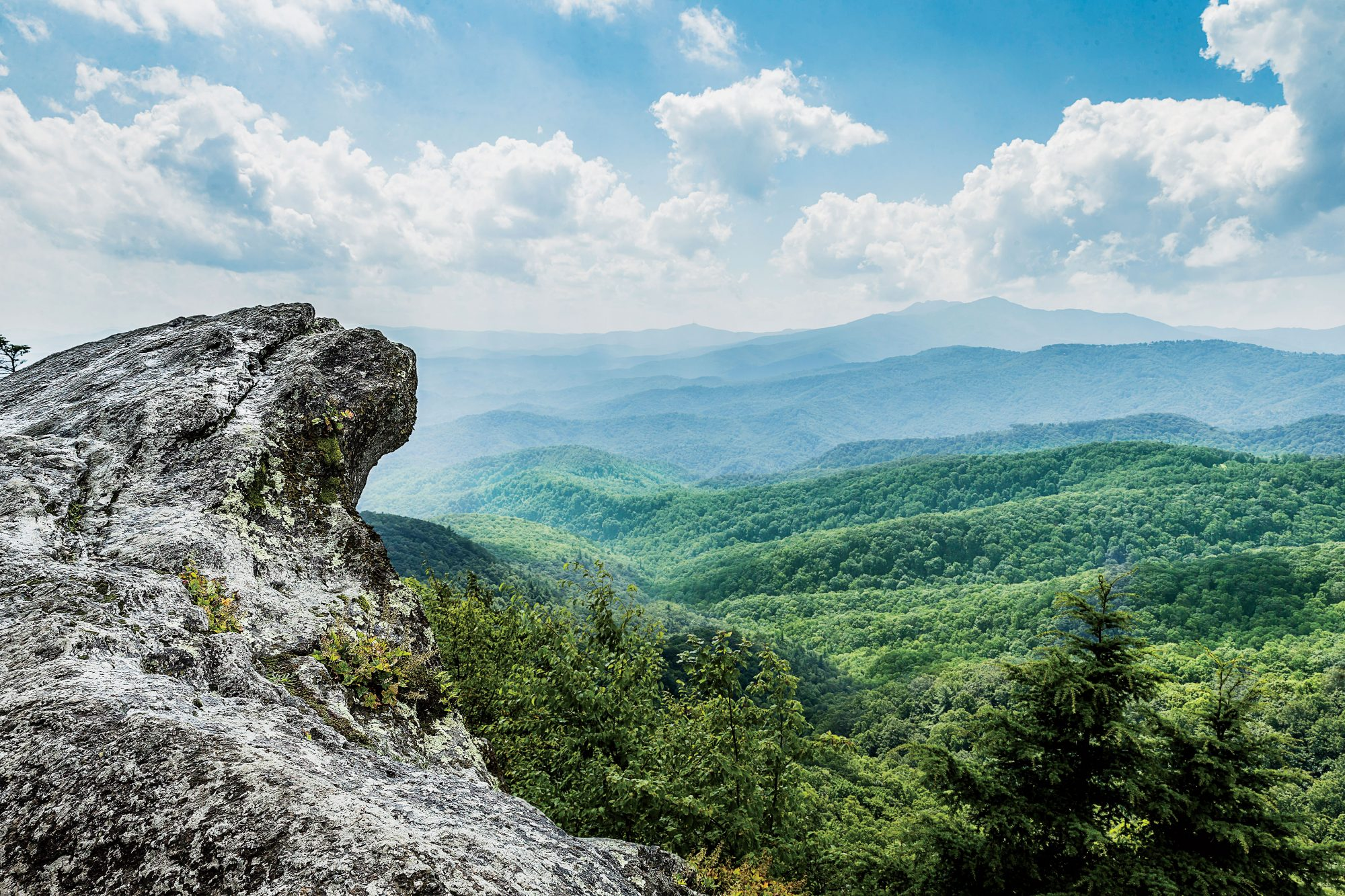 2. Blowing Rock, North Carolina