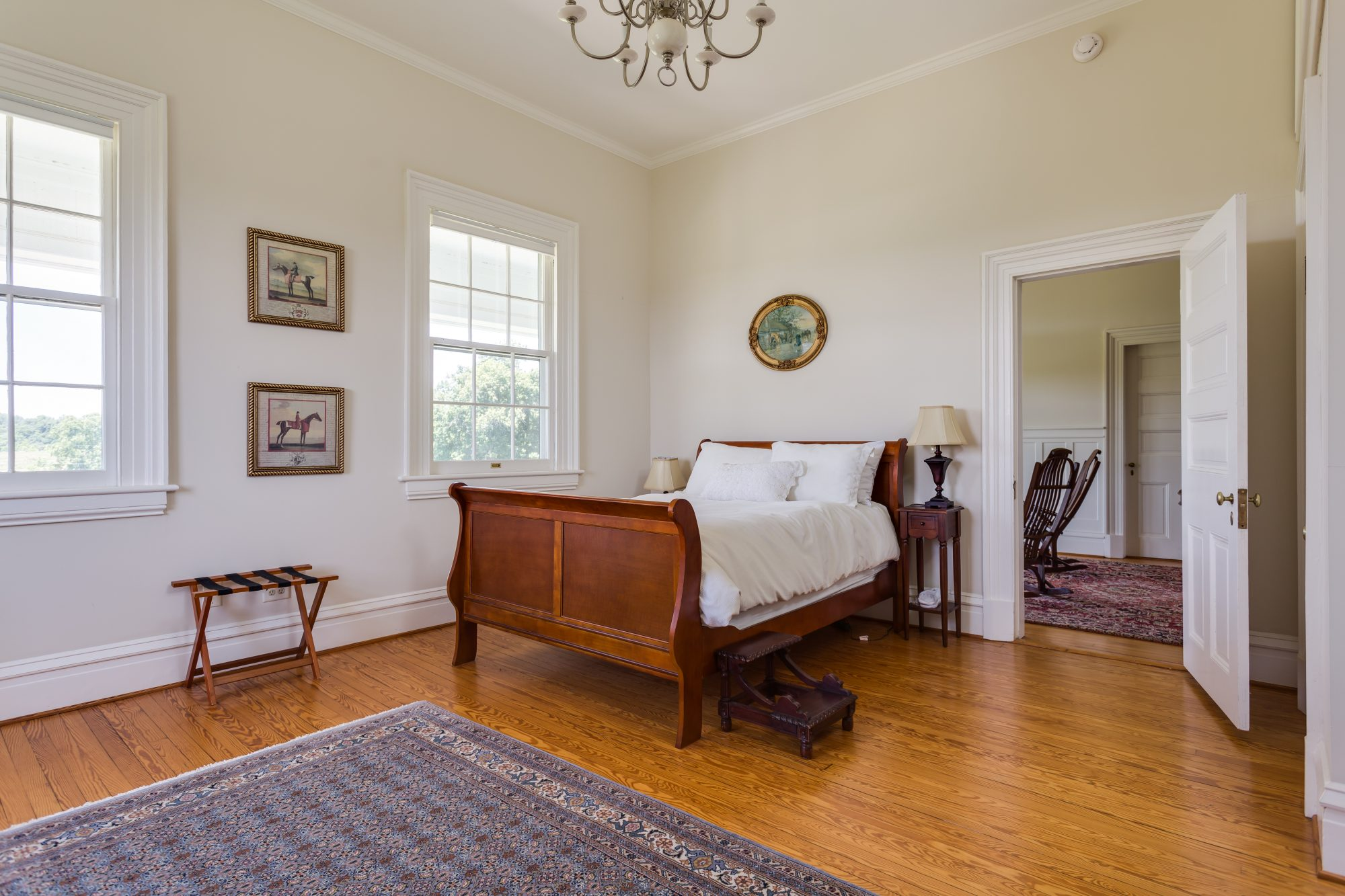 A Lovely Bedroom