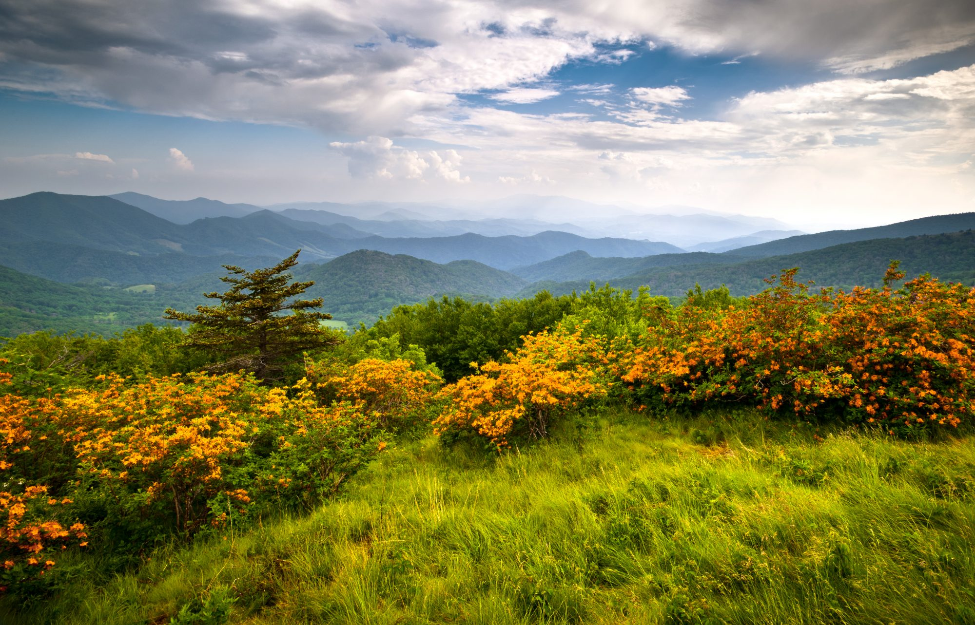 Highlands, North Carolina