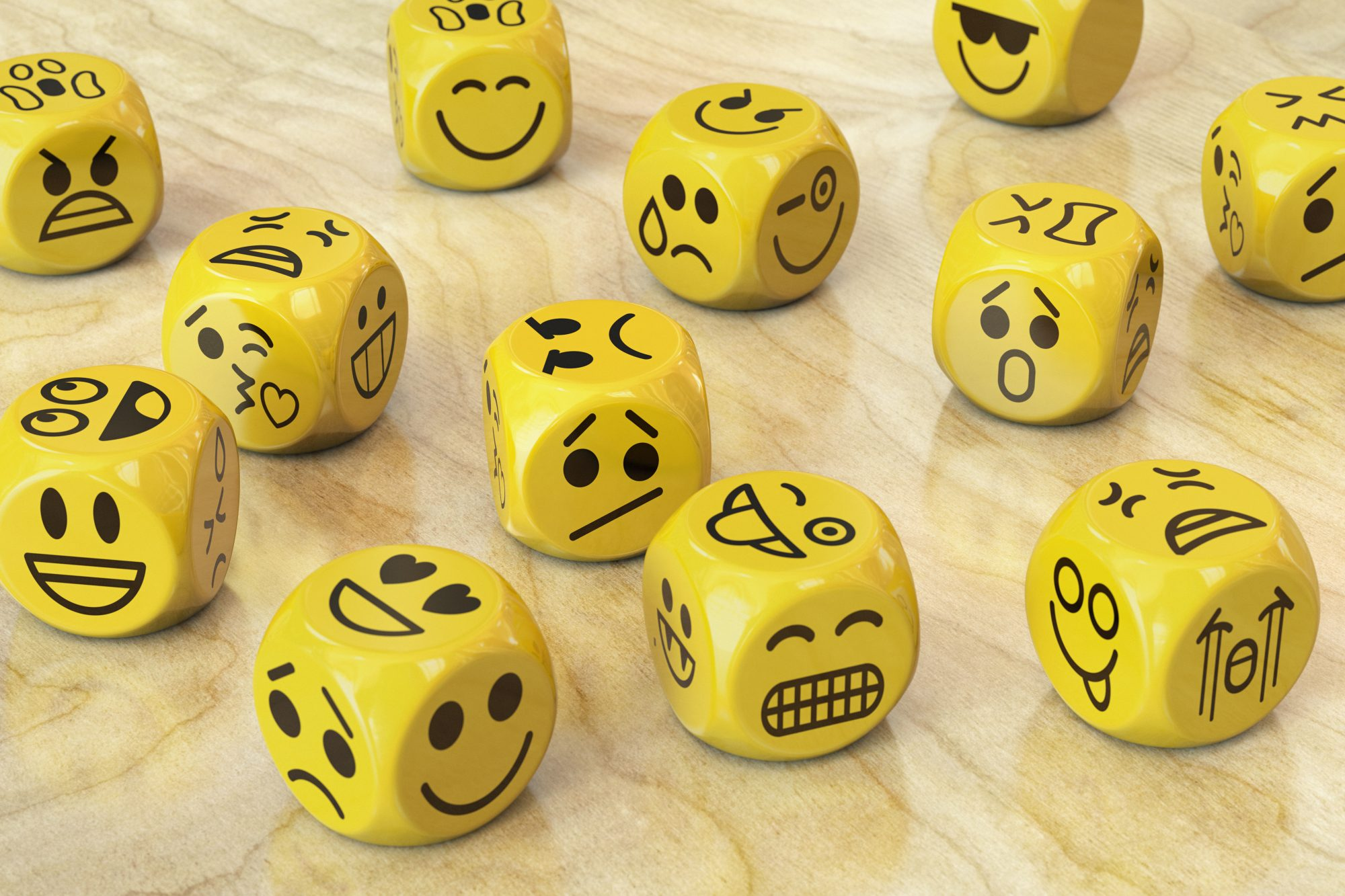 Mental Health Dice