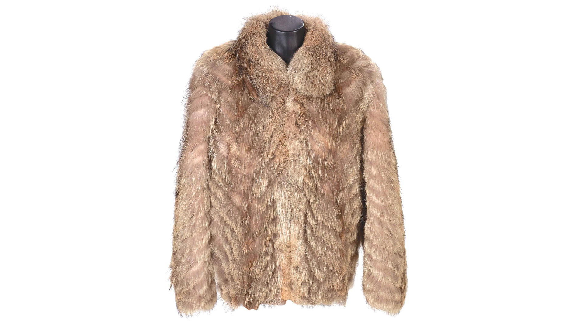 Joe Namath Fur Coat Auction