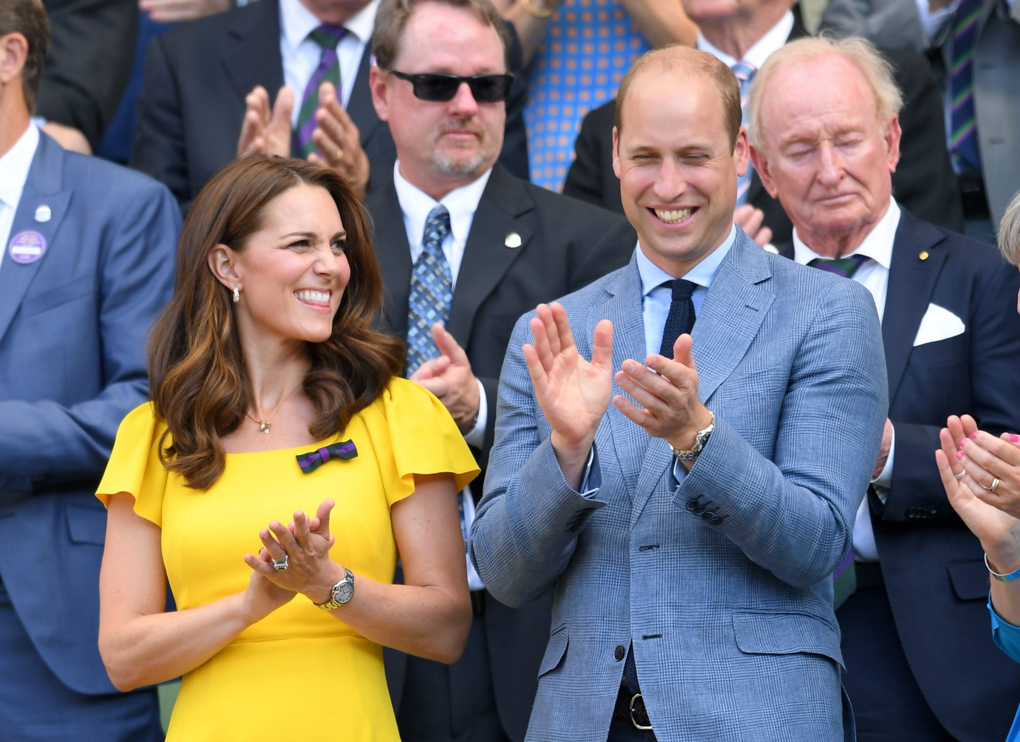 Prince William and Kate Middleton Wimbledon