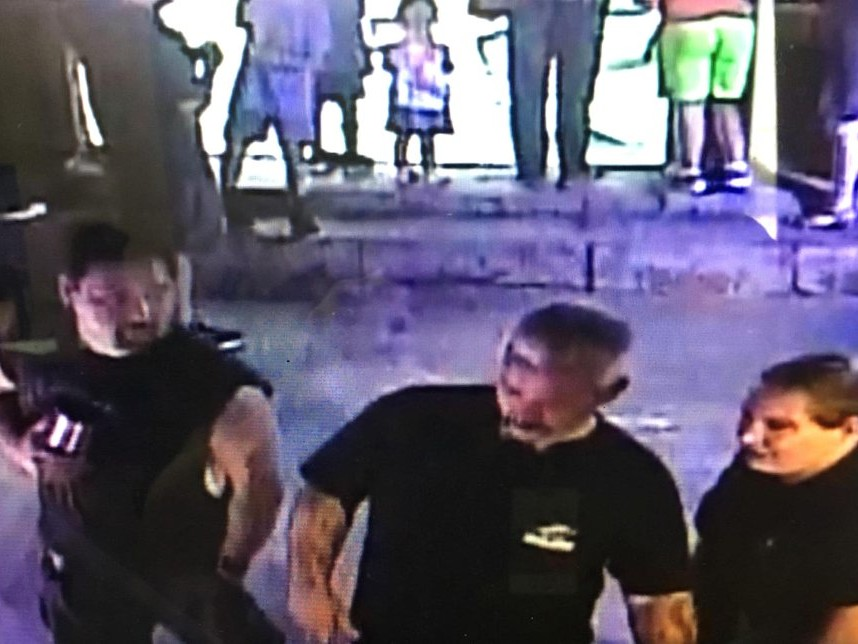 Three People Allegedly Stole a Shark From Texas Aquarium By Disguising It as a Baby in a Stroller img-20180728-wa0003