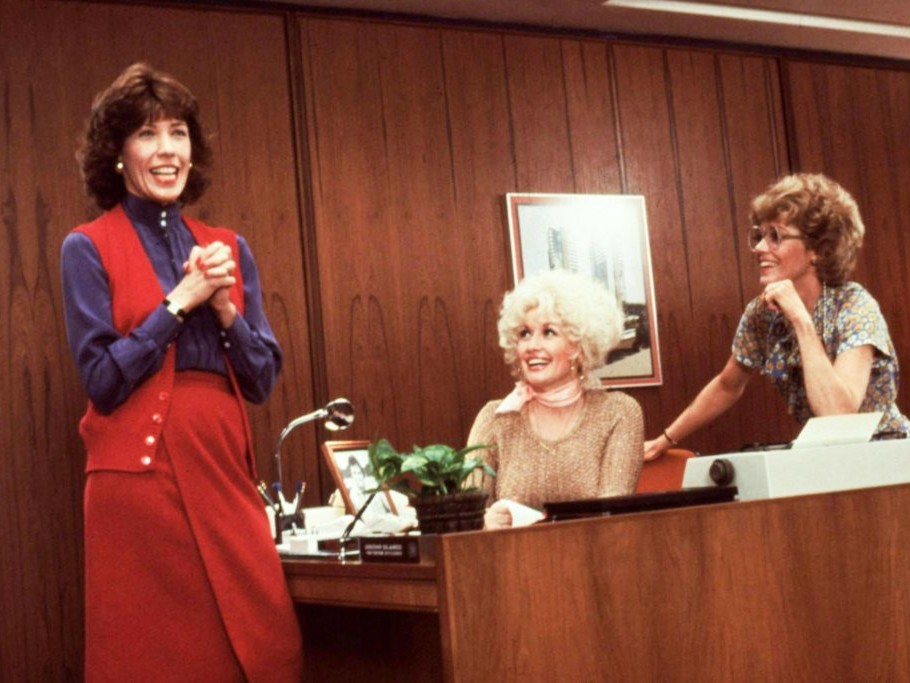 Jane Fonda Confirms 9 to 5 Sequel Is in the Works with Original Stars Dolly Parton and Lily Tomlin msdnito_ec006