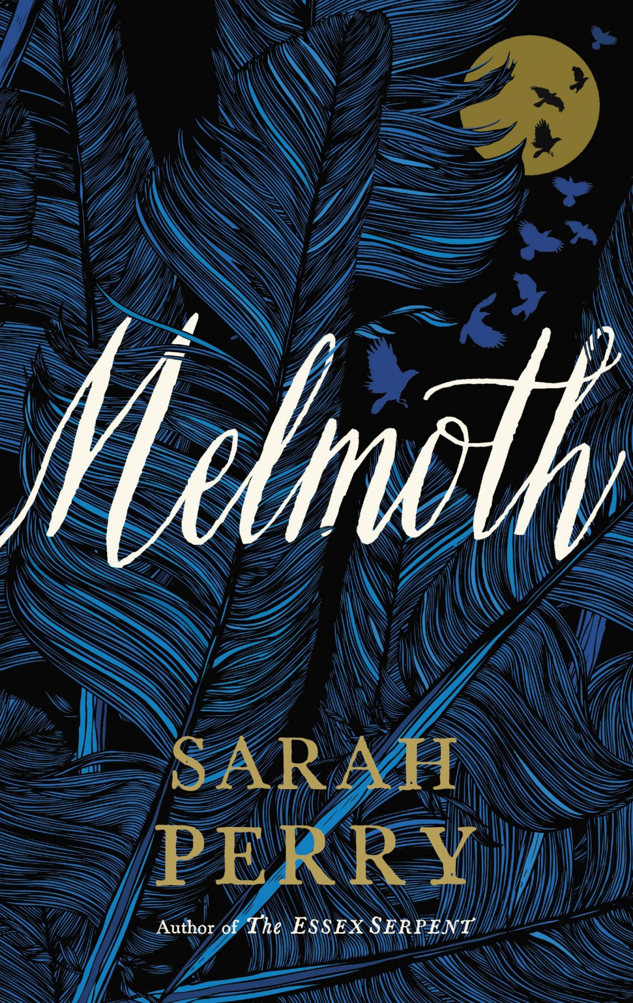 Melmoth: A Novel by Sarah Perry