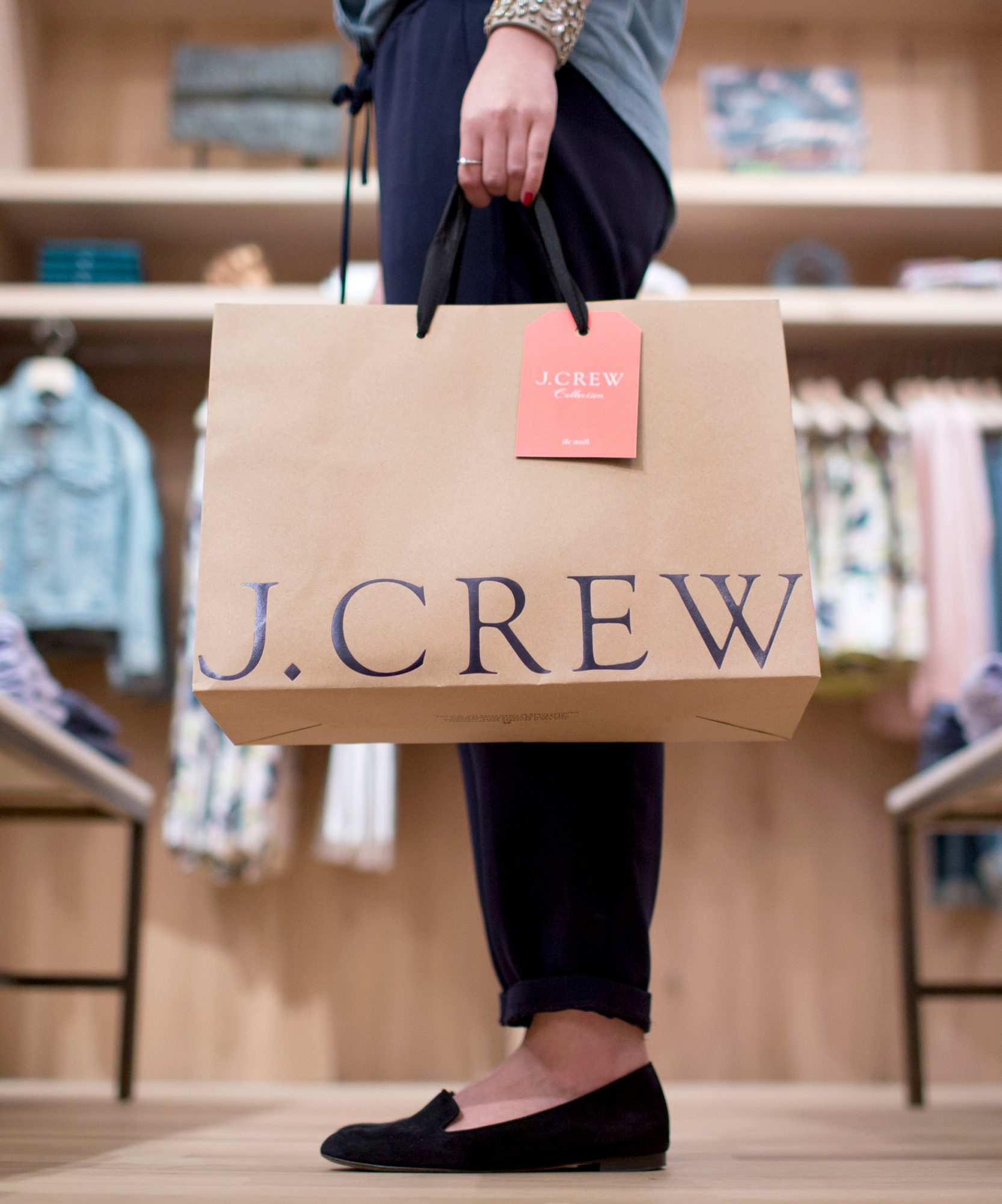 J.Crew Just Made a Major Change, and Your Bank Account Will Love It