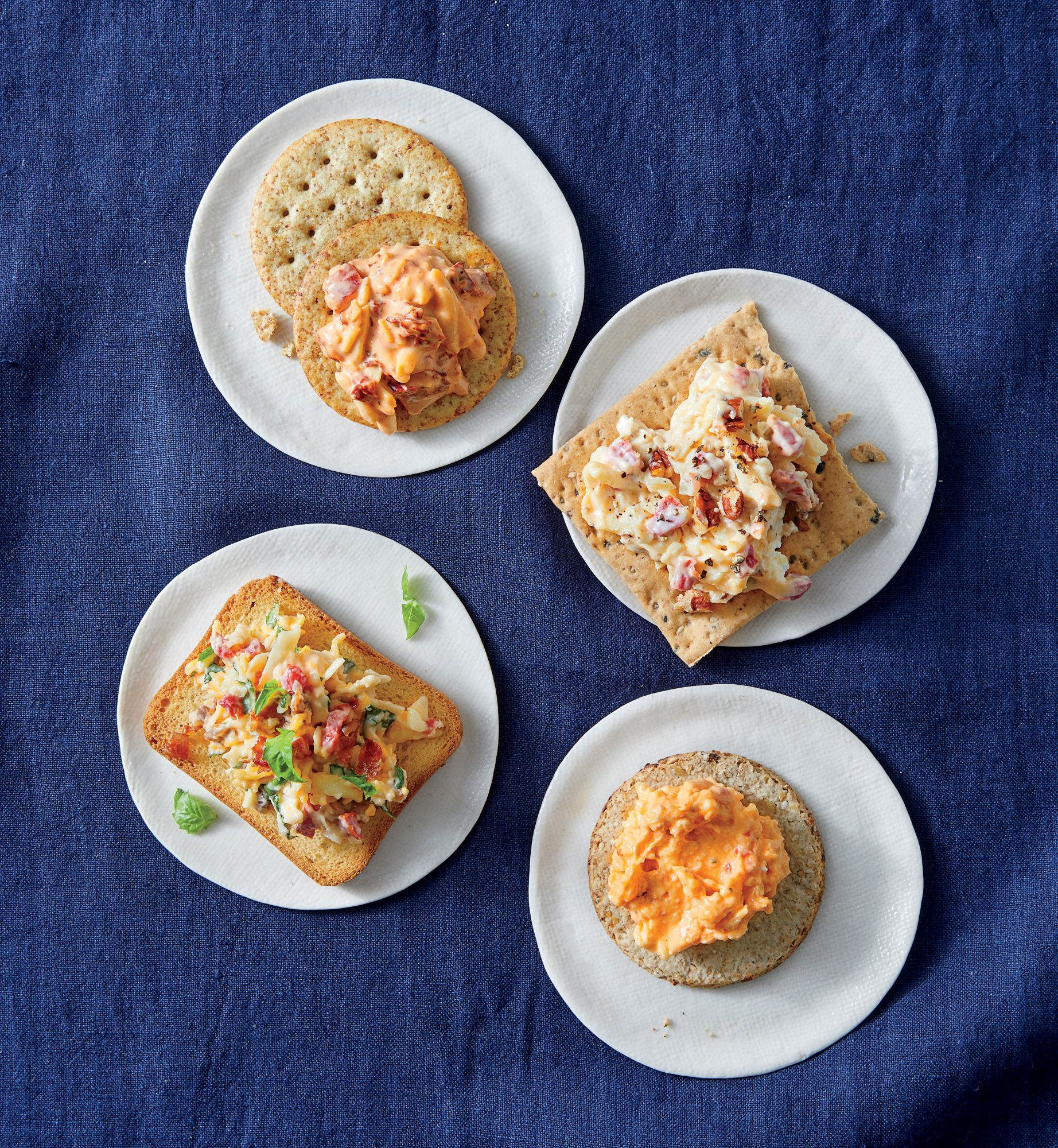 Prosciutto-Asiago Pimiento Cheese