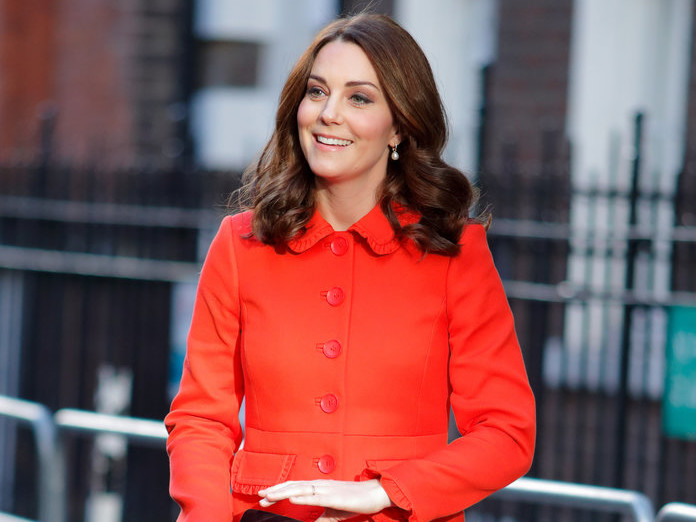 The 1 Color Kate Middleton Will Not Wear on Royal Outings  GettyImages-906136494