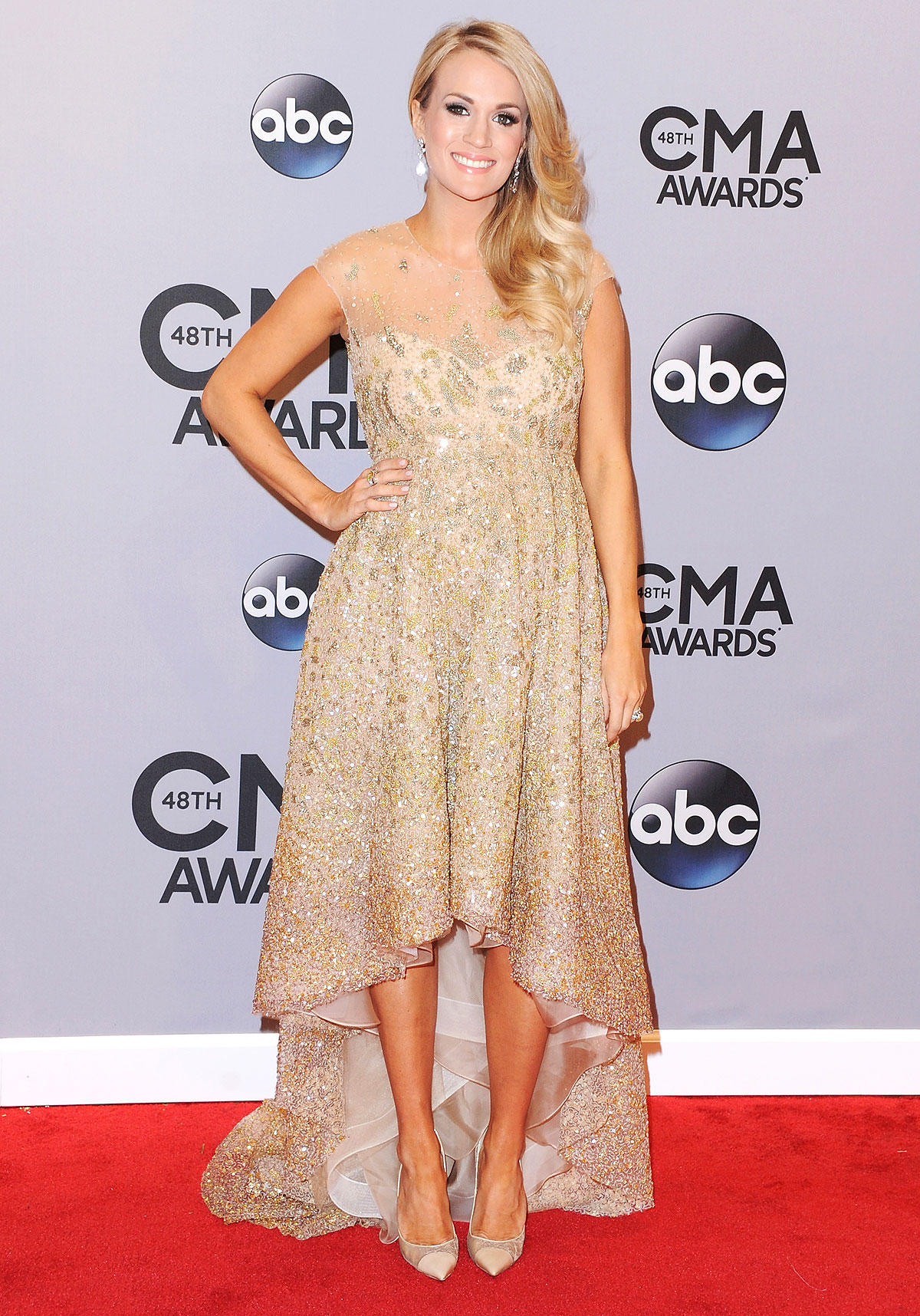 Carrie Underwood Imagines Her Life as a Mom of 2: 'It's Going to Be a Different Ball Game' carrie