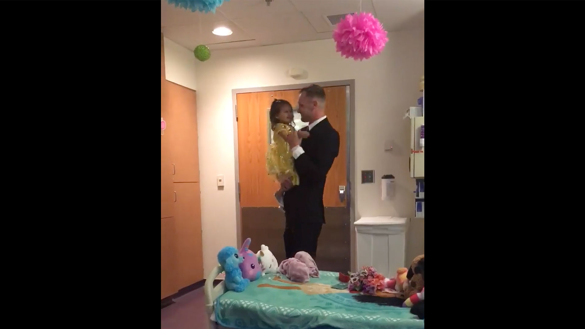 Hospital Father Daughter Dance