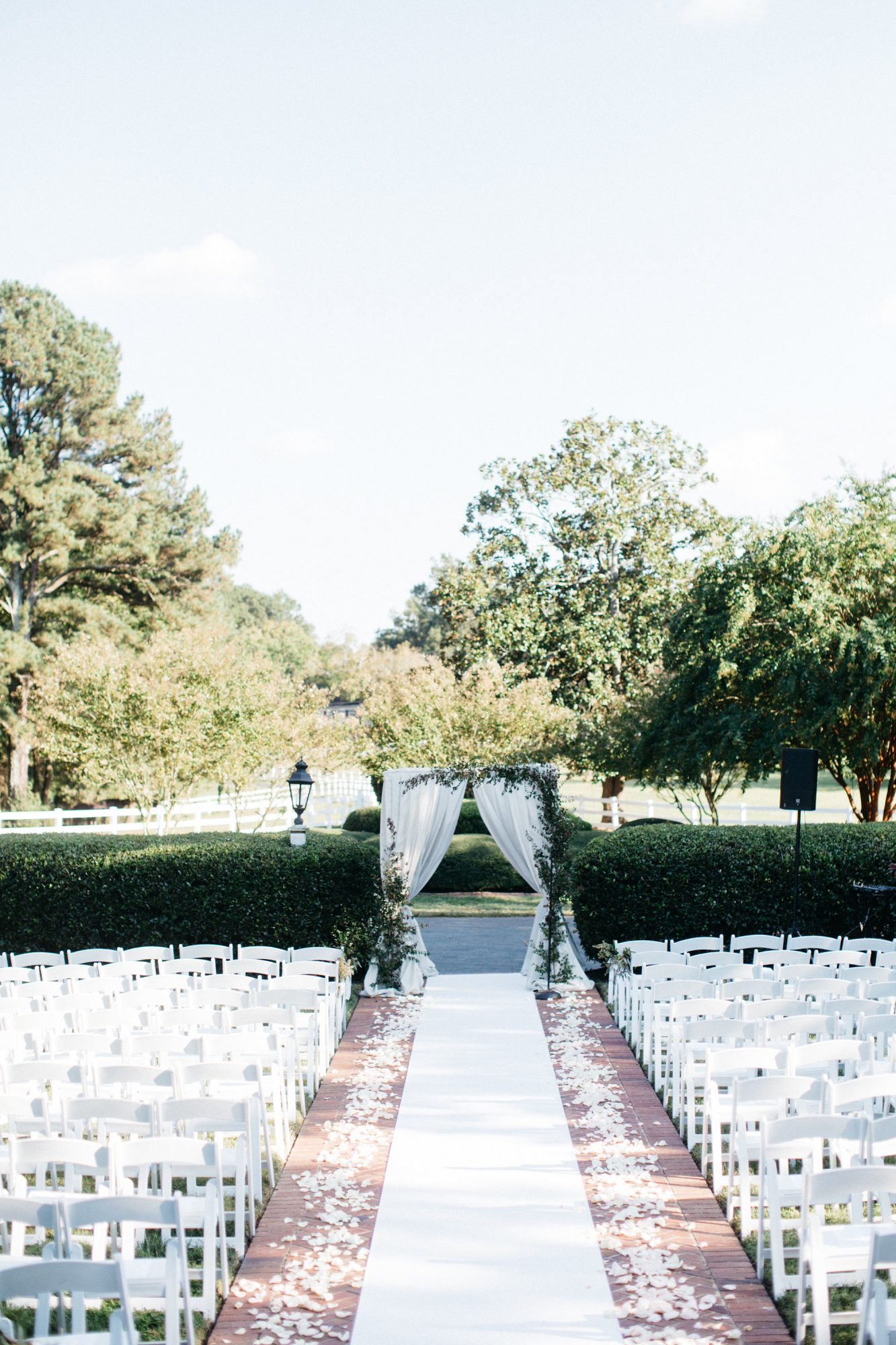 Front Yard Ceremony Space