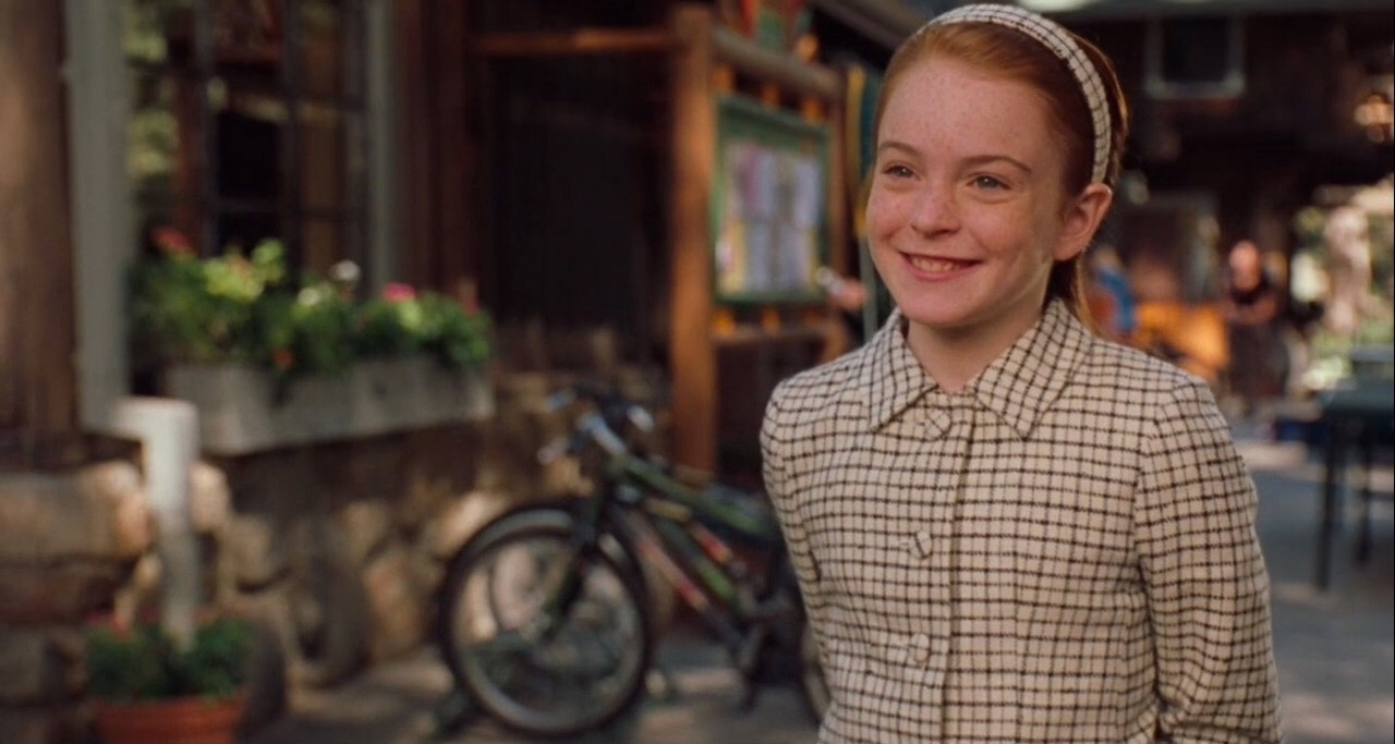 Tweed Trend Annie from The Parent Trap