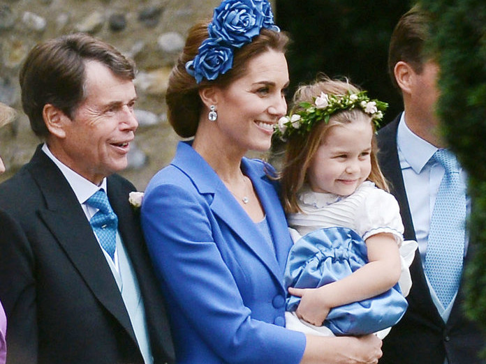 Princess Charlotte Was Caught Stealing, and It's a Prince Harry Situation All Over Again 092518-princess-charlotte-bag-lead