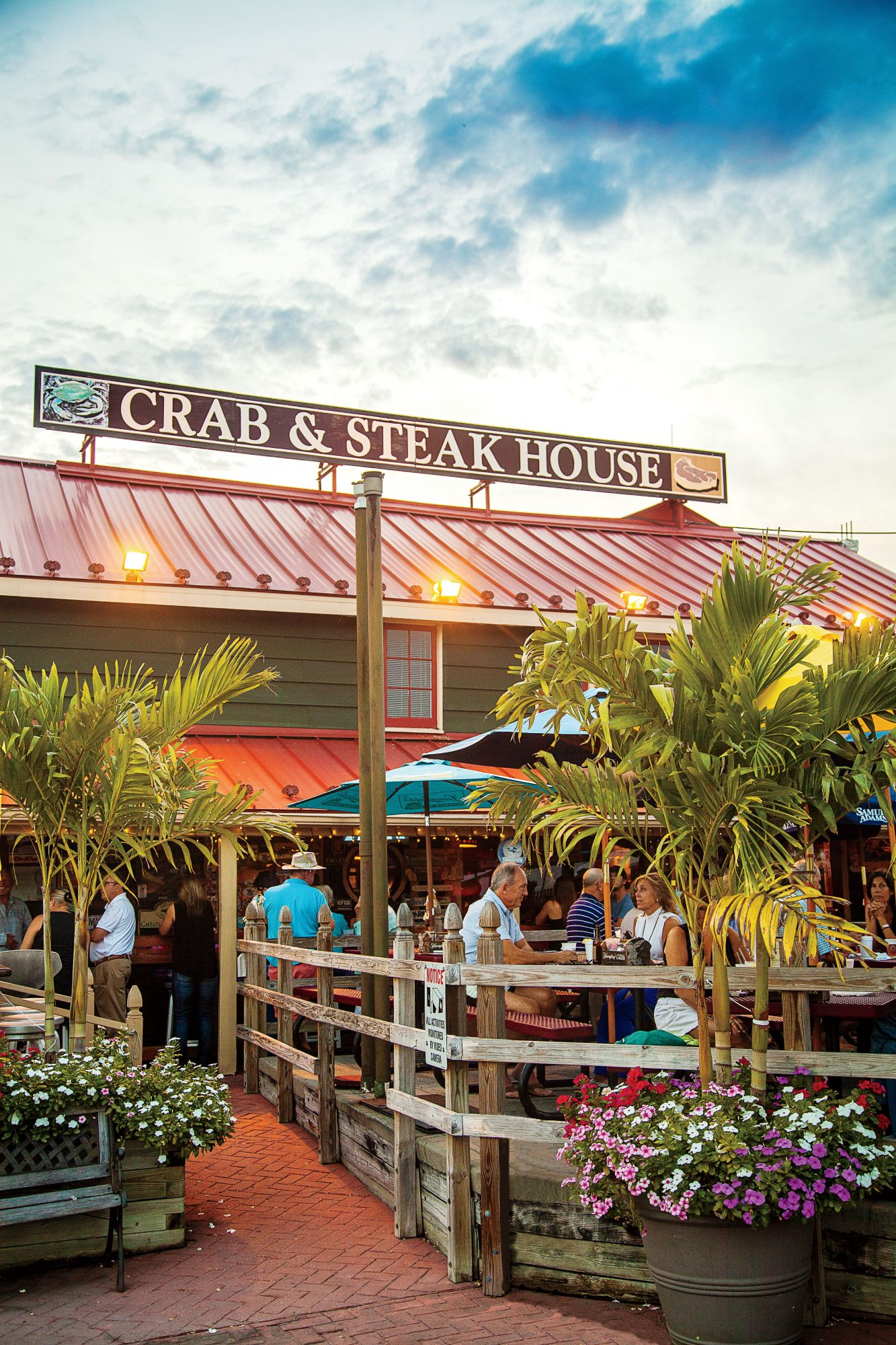 St. Michaels Crab and Steak House