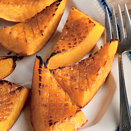 Candied Roasted Squash Recipe