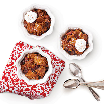 Holiday Gingerbread Pudding Recipe