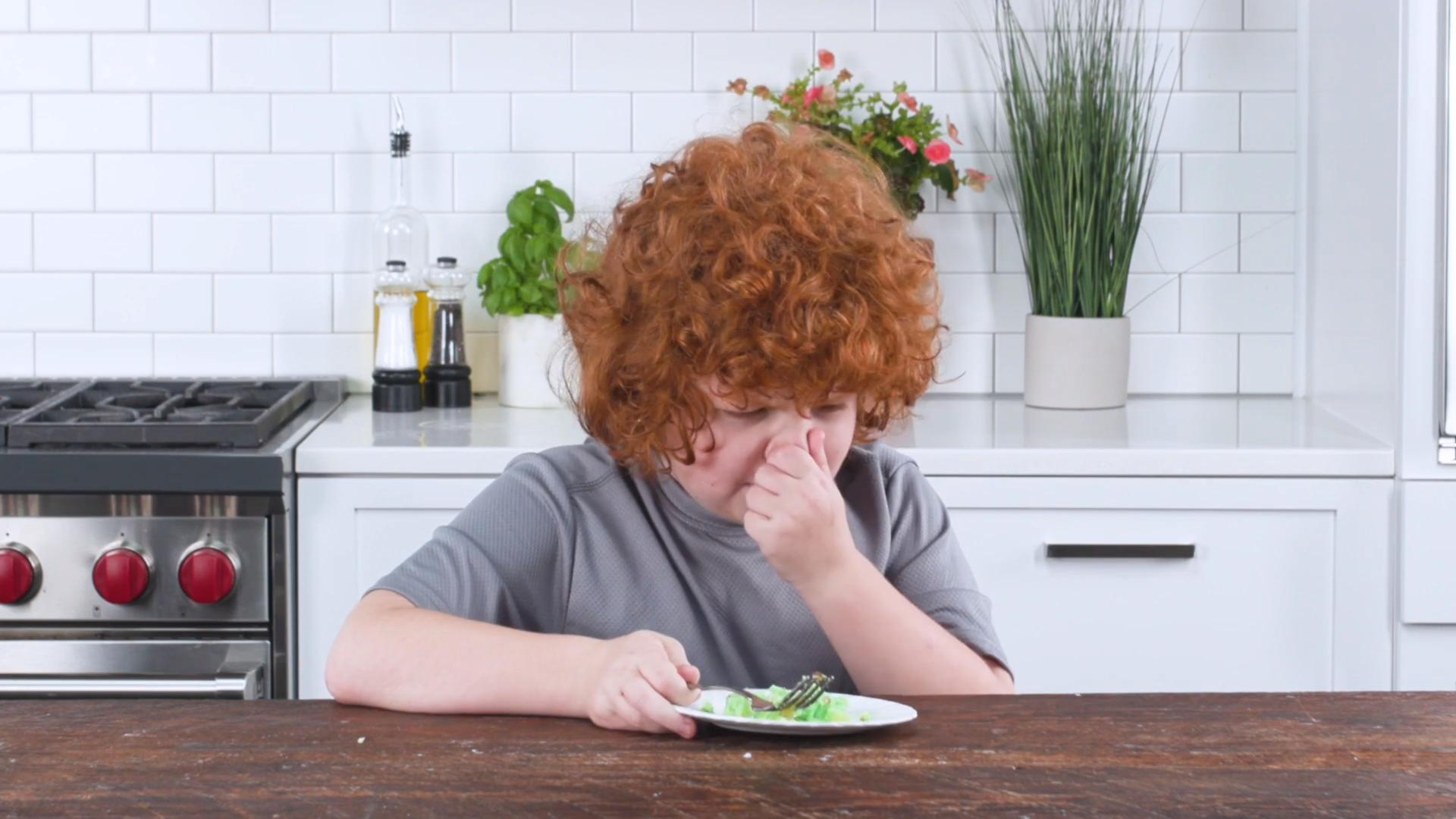 Southern Kids React to Nana's Lime Delight