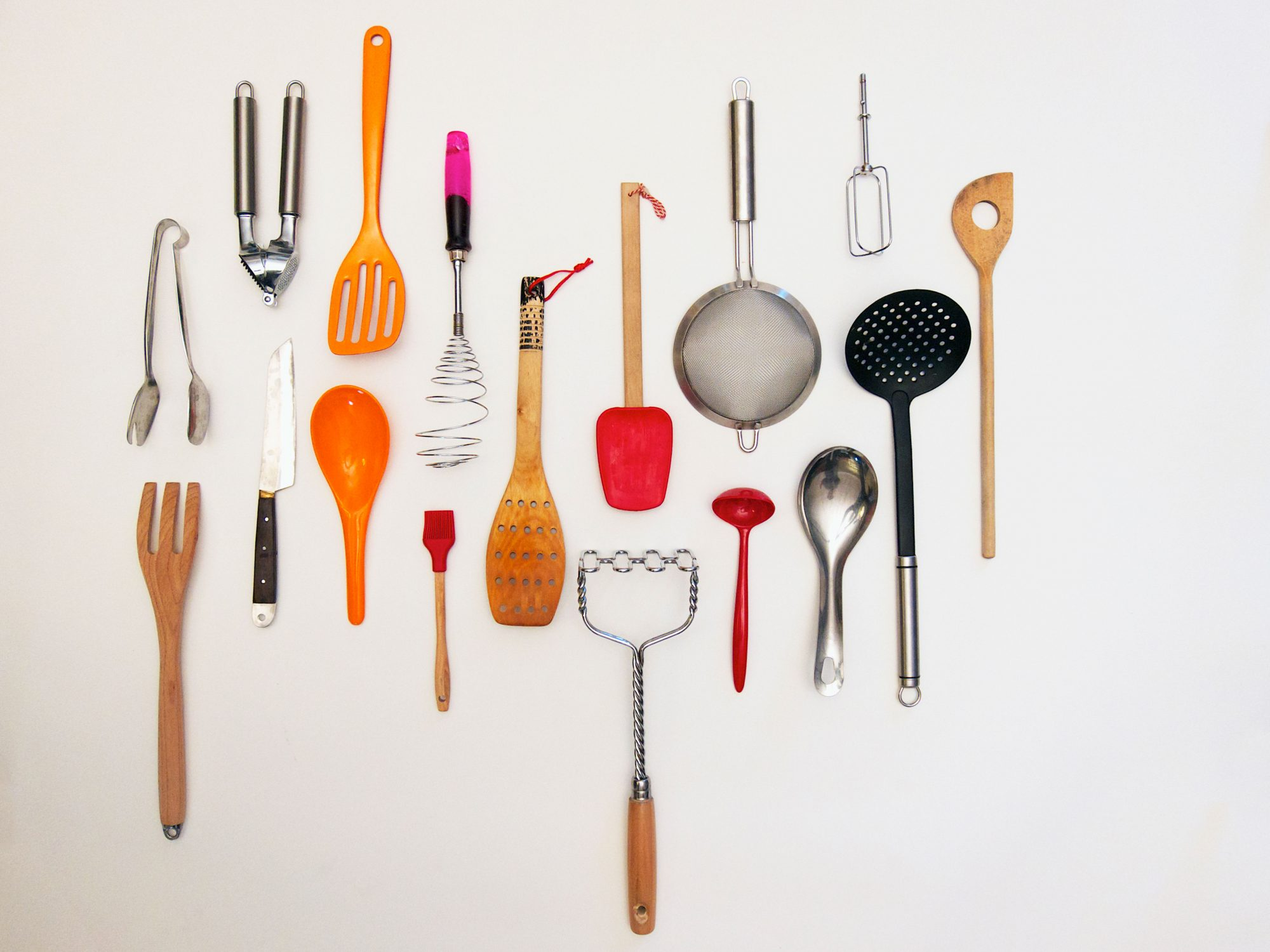 Southern Living Alternative Names for Common Kitchen Utensils