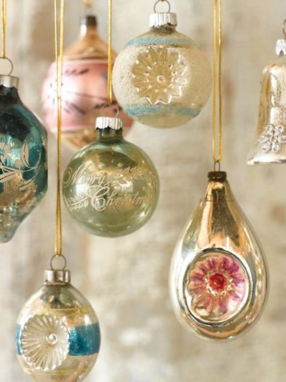 Indented Bauble Ornaments