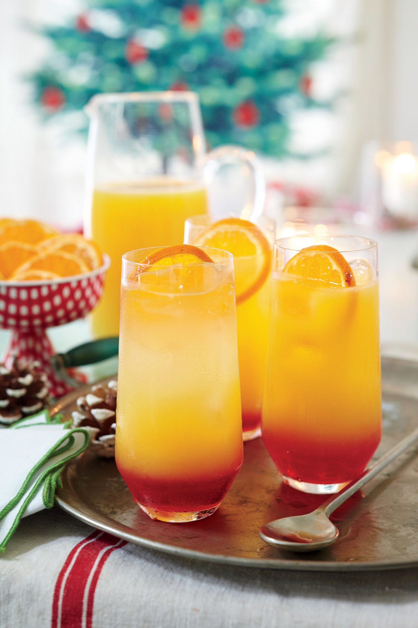 Christmas Sunrise Recipe
