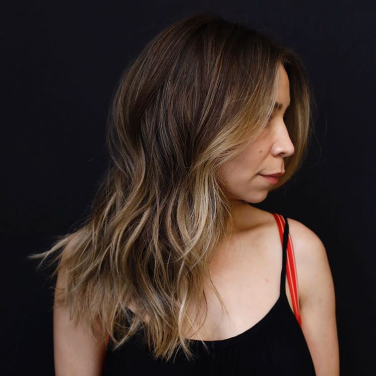 Honey Balayage