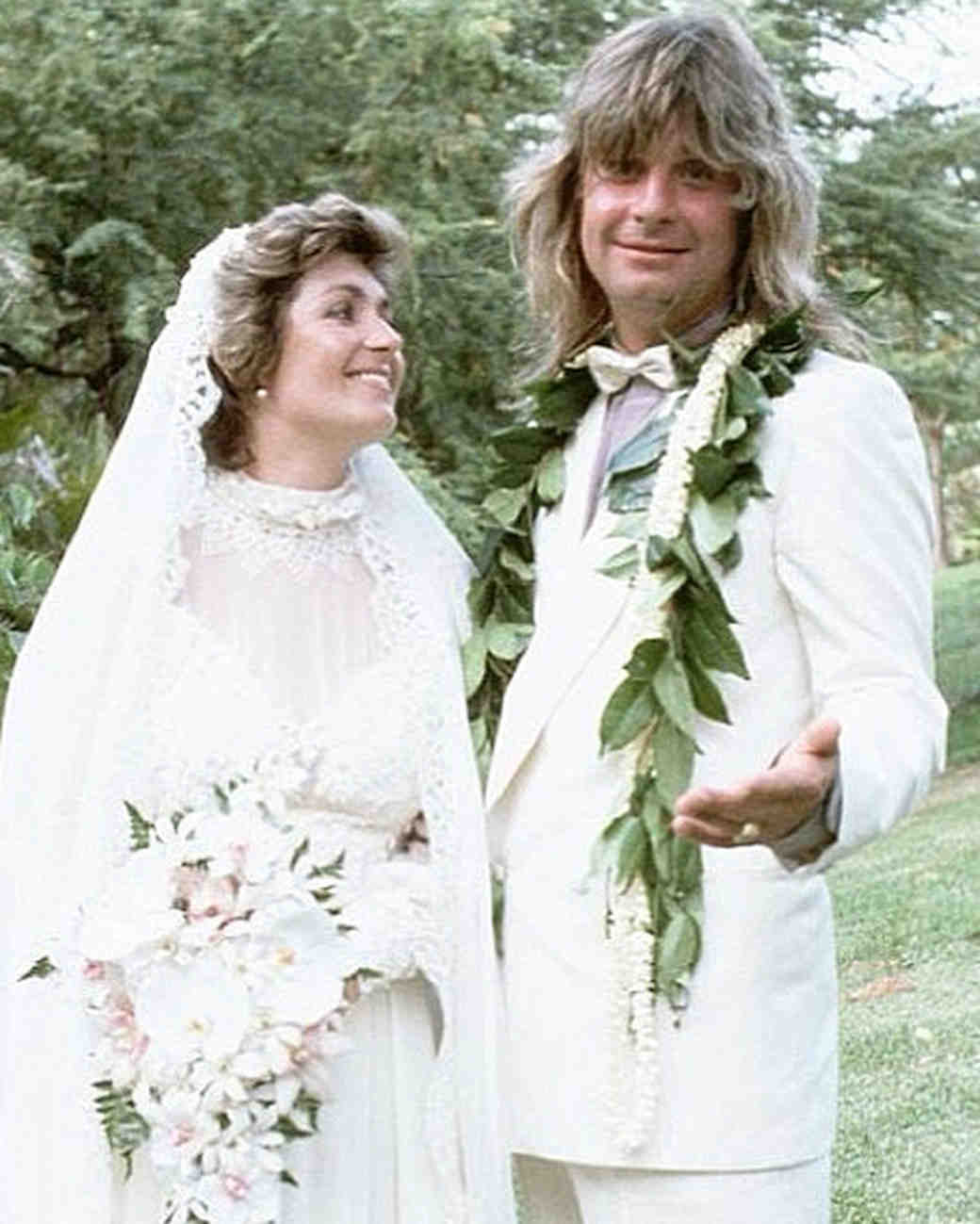 1982: Ozzy Osbourne and Sharon Arden