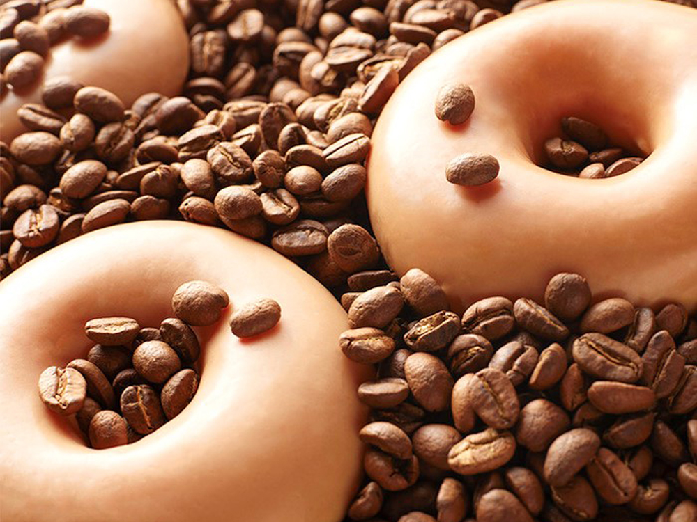 Krispy Kreme to Glaze Donuts with Coffee and Brew Coffee That Tastes Like Donuts