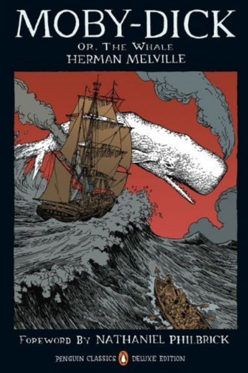 Moby-Dick; or The Whale by Herman Melville
