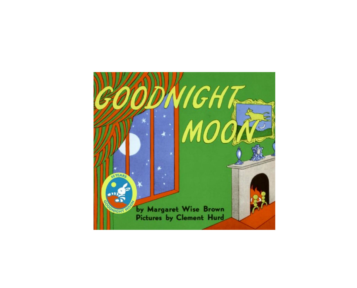 Goodnight Moon by Margaret Wise Brown, illustrated by Clement Hurd