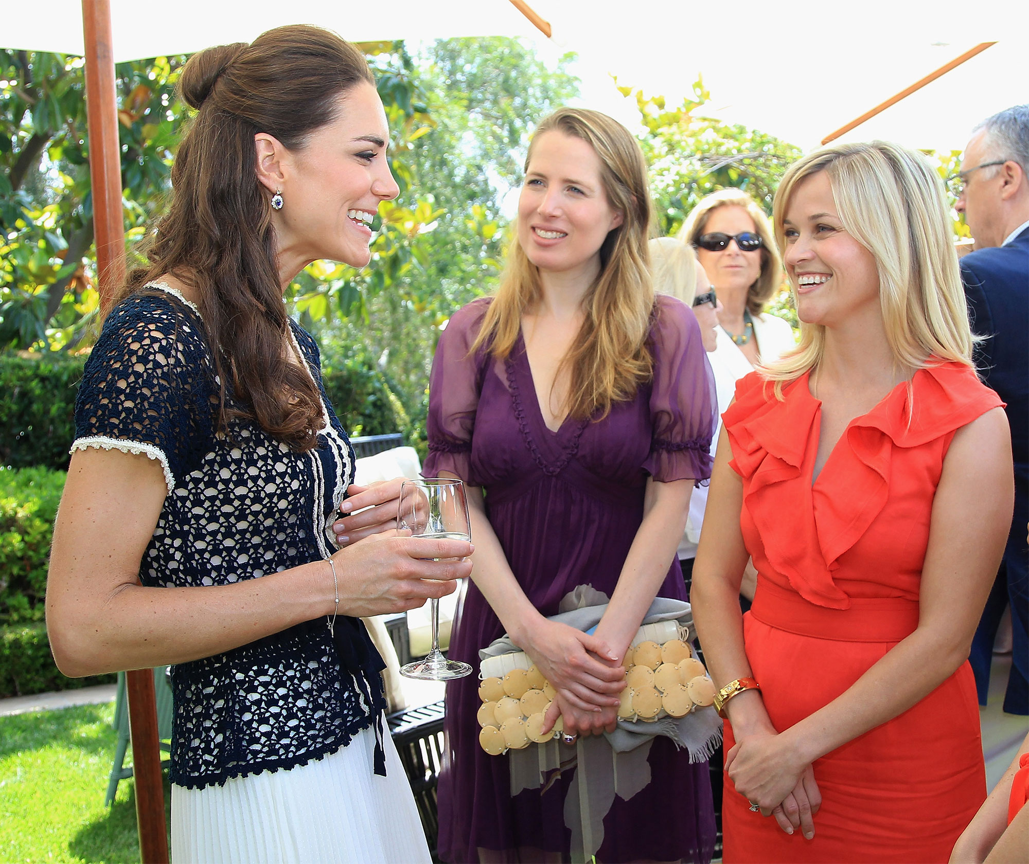 Reese Witherspoon Says Kate Middleton Gave Her Royal Fever Despite Previously Being 'Immune'