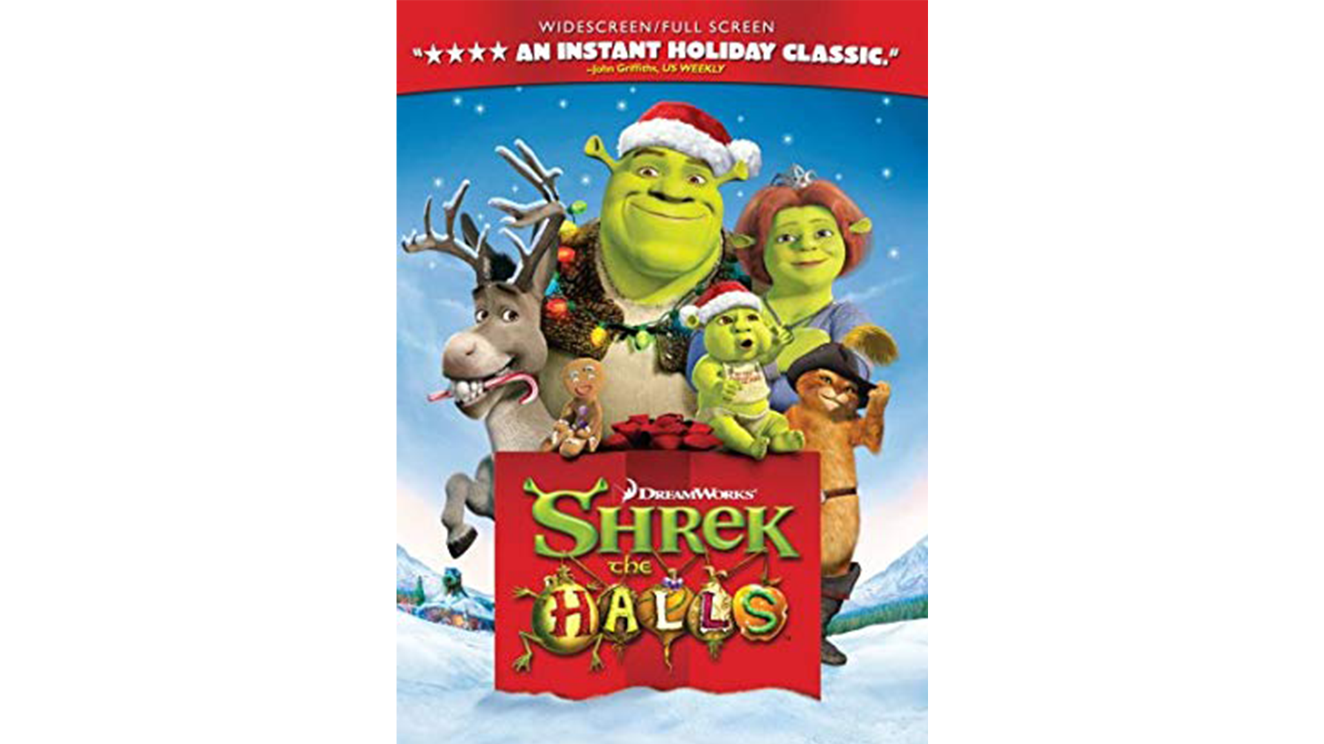 Shreck The Halls