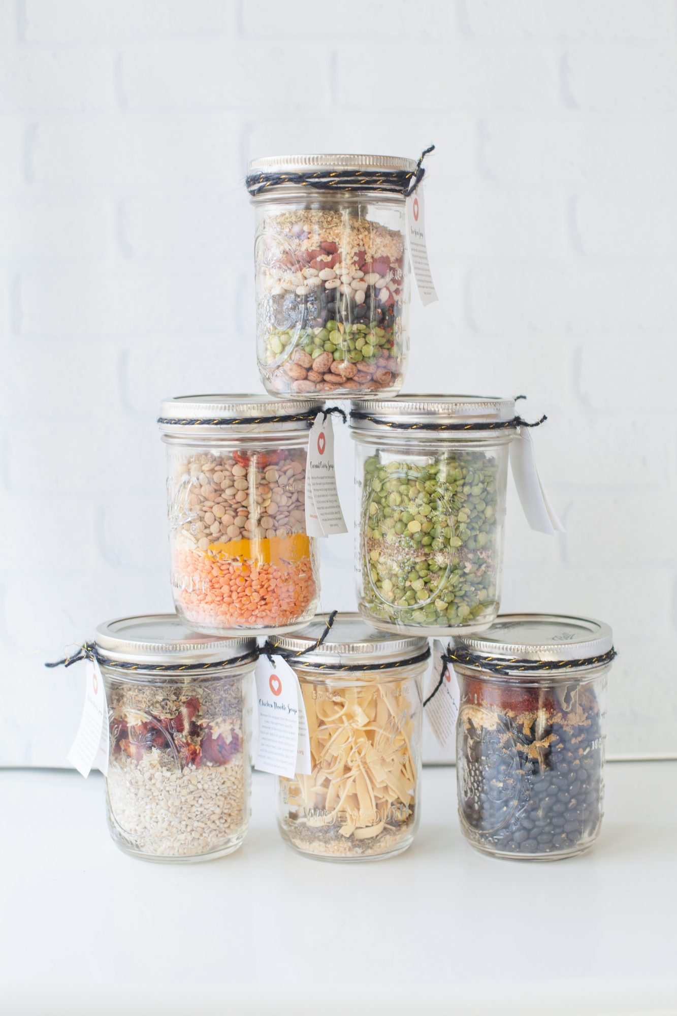 Homemade Soup Mixes