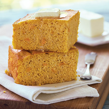 Sweet Potato Cornbread Recipe