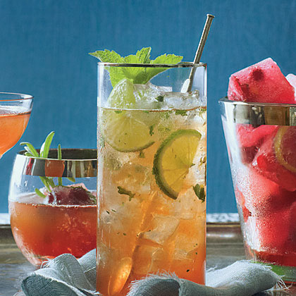 Cranberry Mojito Recipe Southern Living