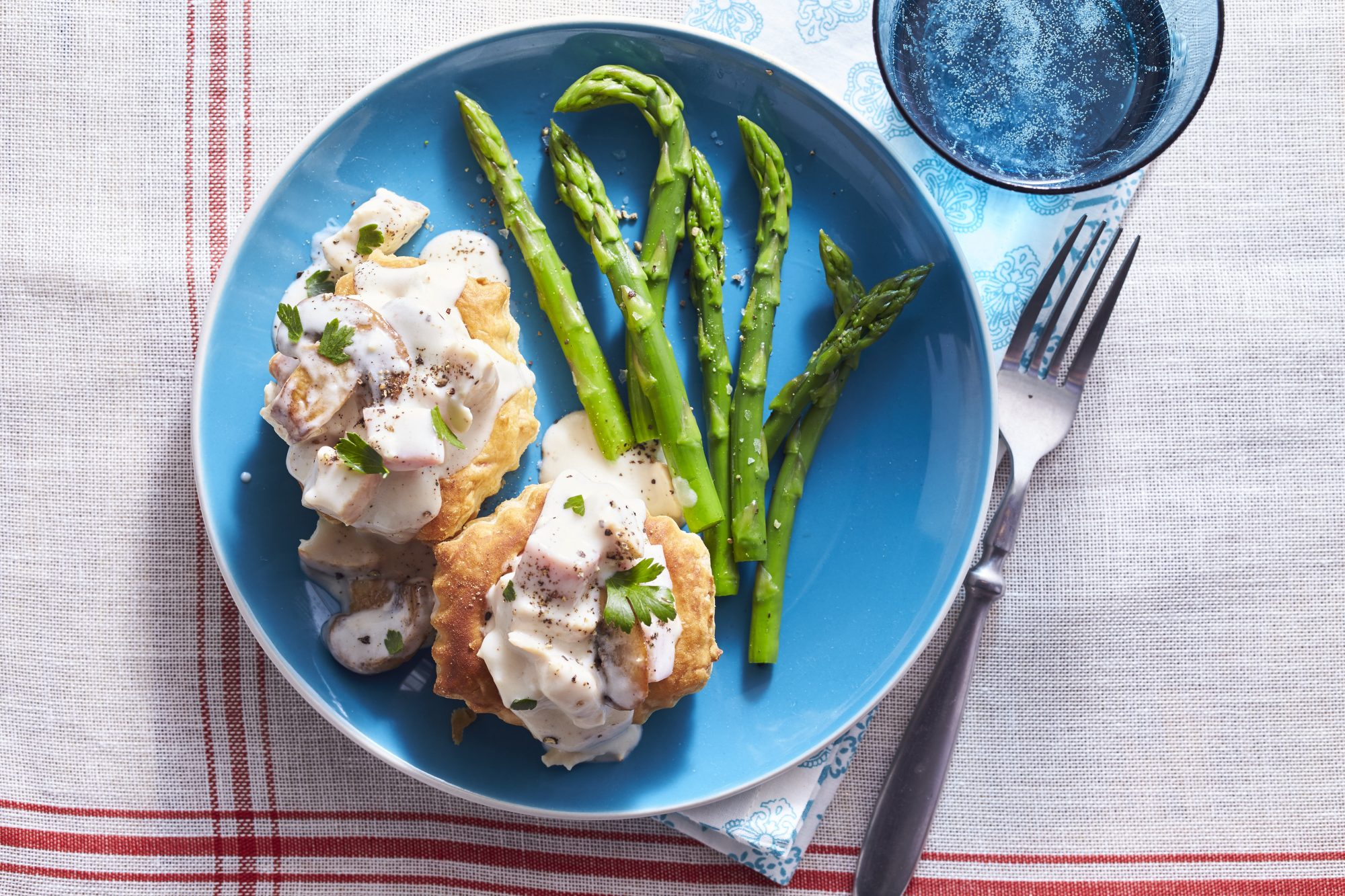 Creamy Ham-and-Chicken Medley Recipe