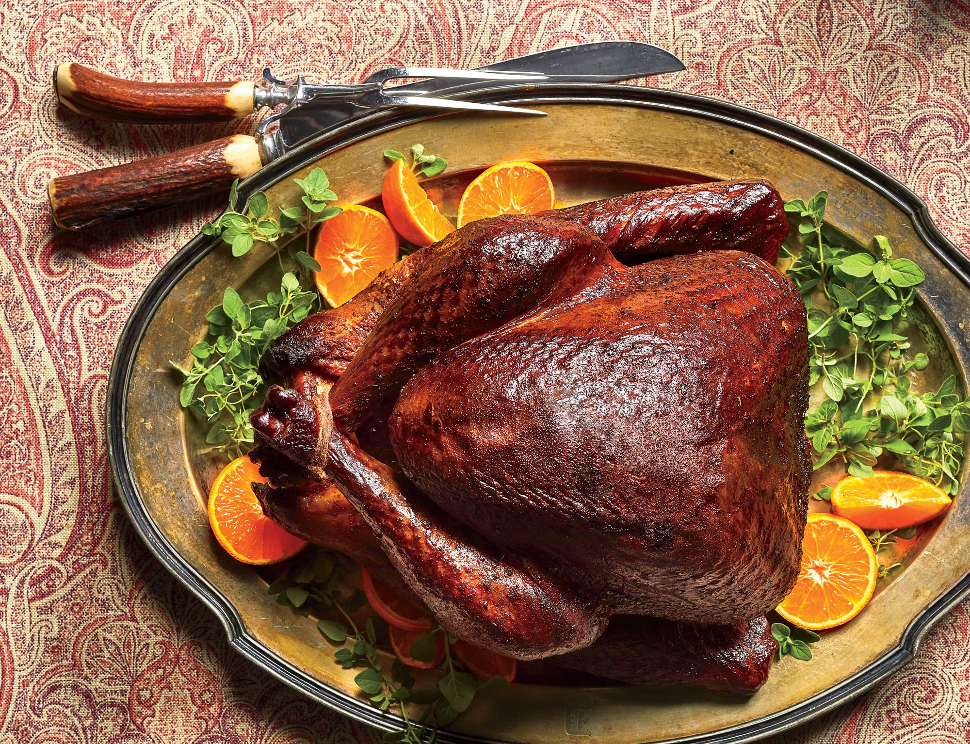 Cajun Smoked Turkey Recipe