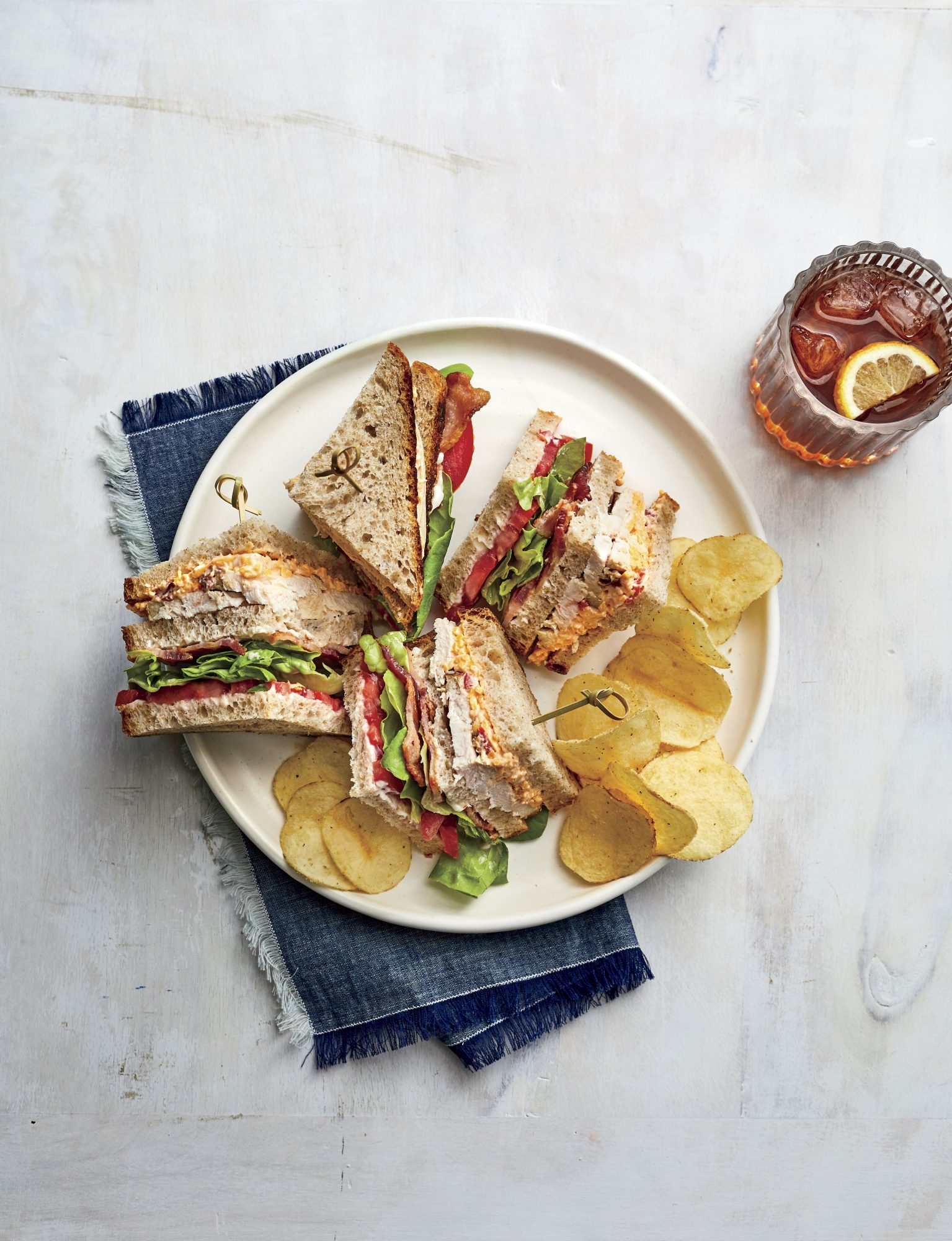 Turkey and Pimiento Cheese Sandwich Recipe
