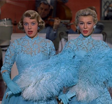 Betty and Judy Haynes in White Christmas