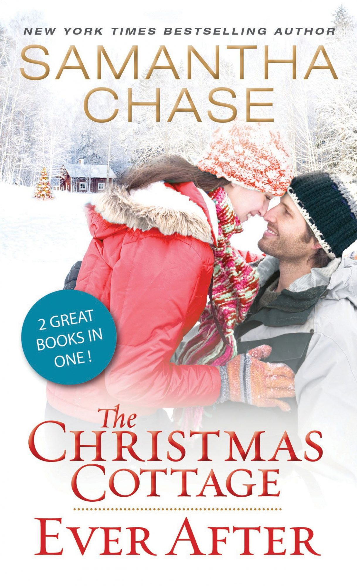 The Christmas Cottage by Samantha Chase