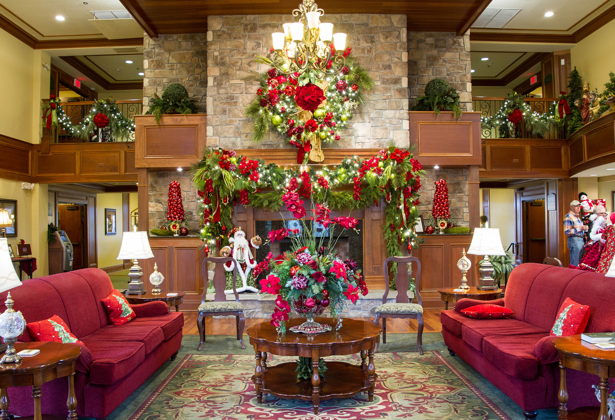 Inside the Tennessee Resort Where It's Christmas All Year Round