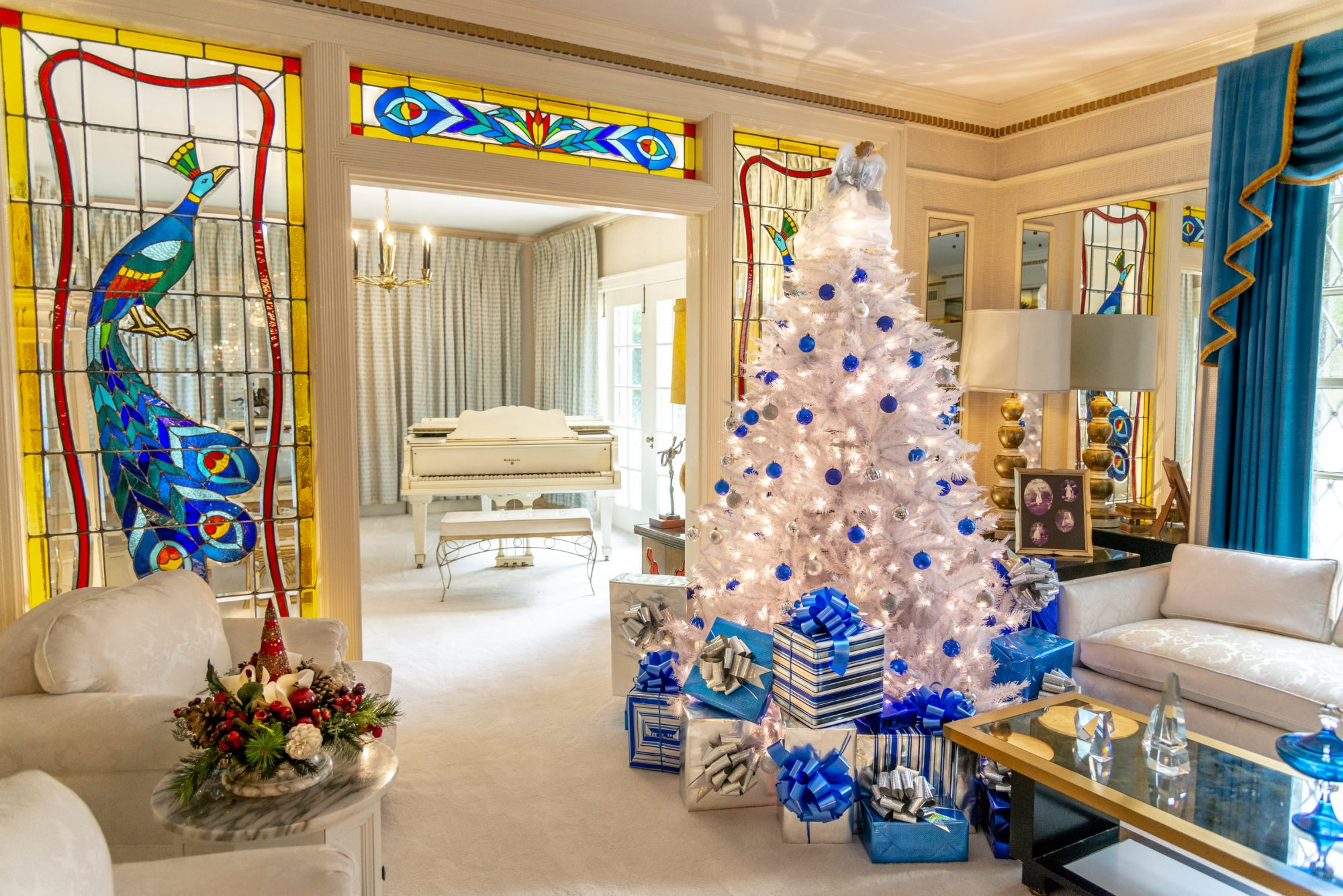 Christmas at Graceland Movie Tree