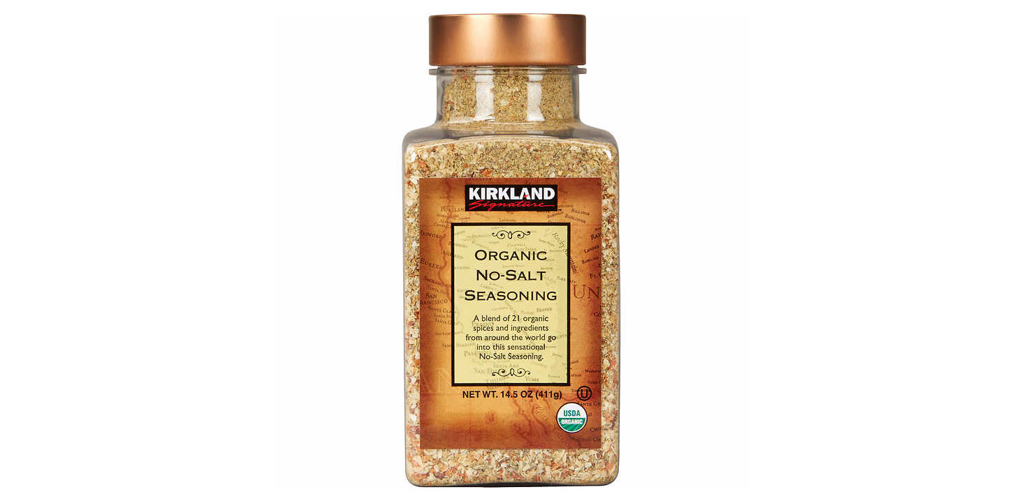 Costco seasoning
