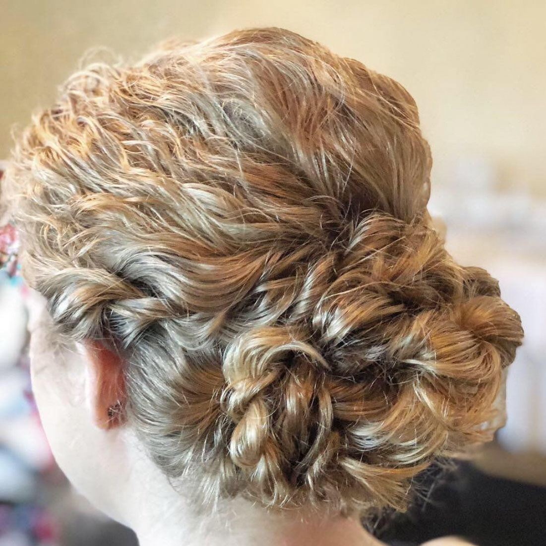 Stunning Wedding Hairstyles for Naturally Curly Hair | Southern Living