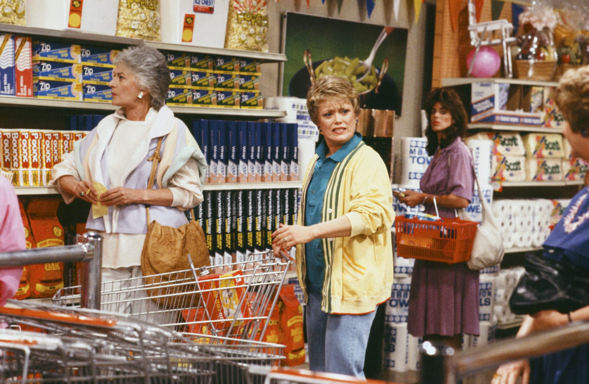 Golden Girls Grocery Store