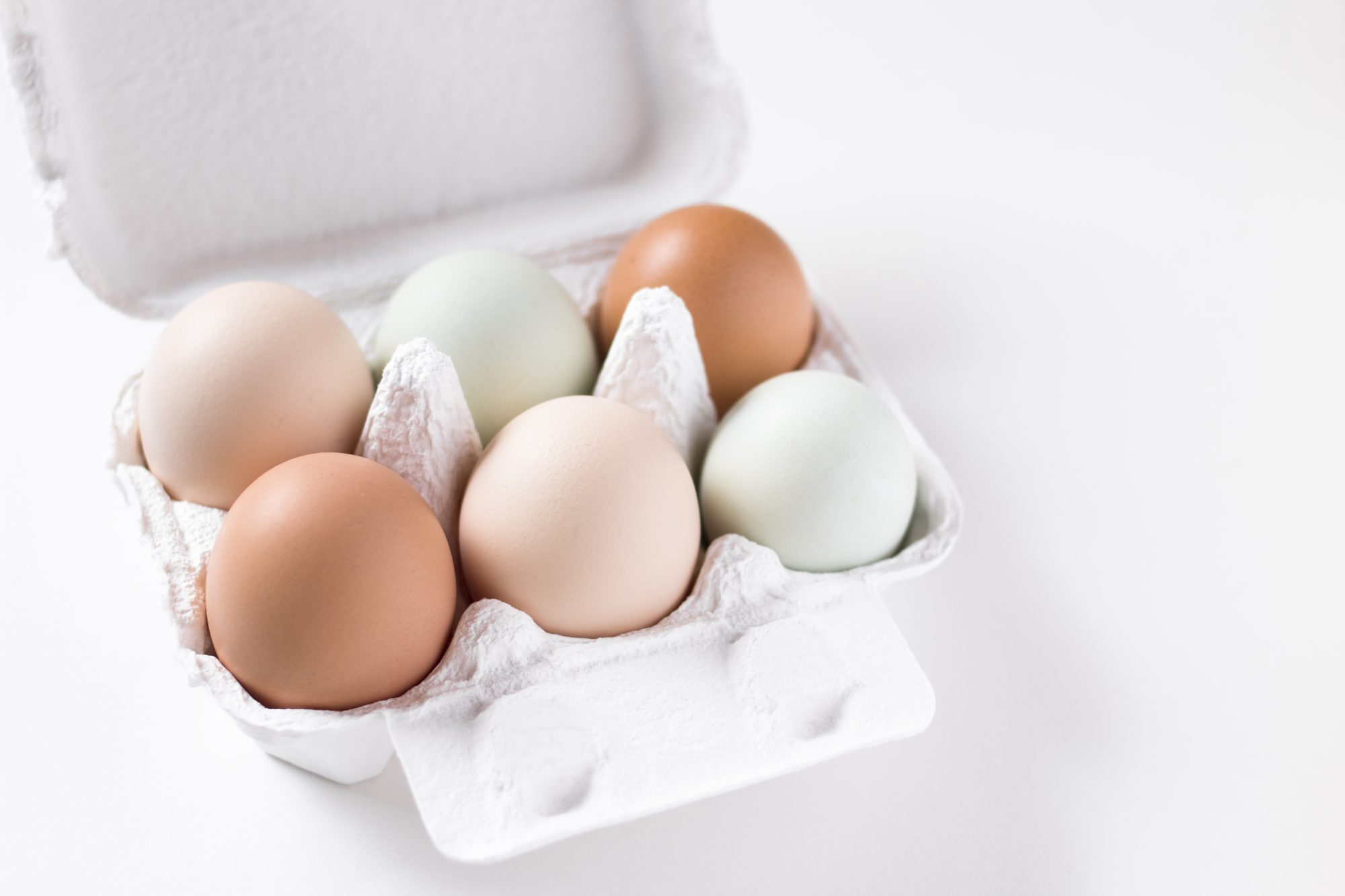 Eggs in Carton