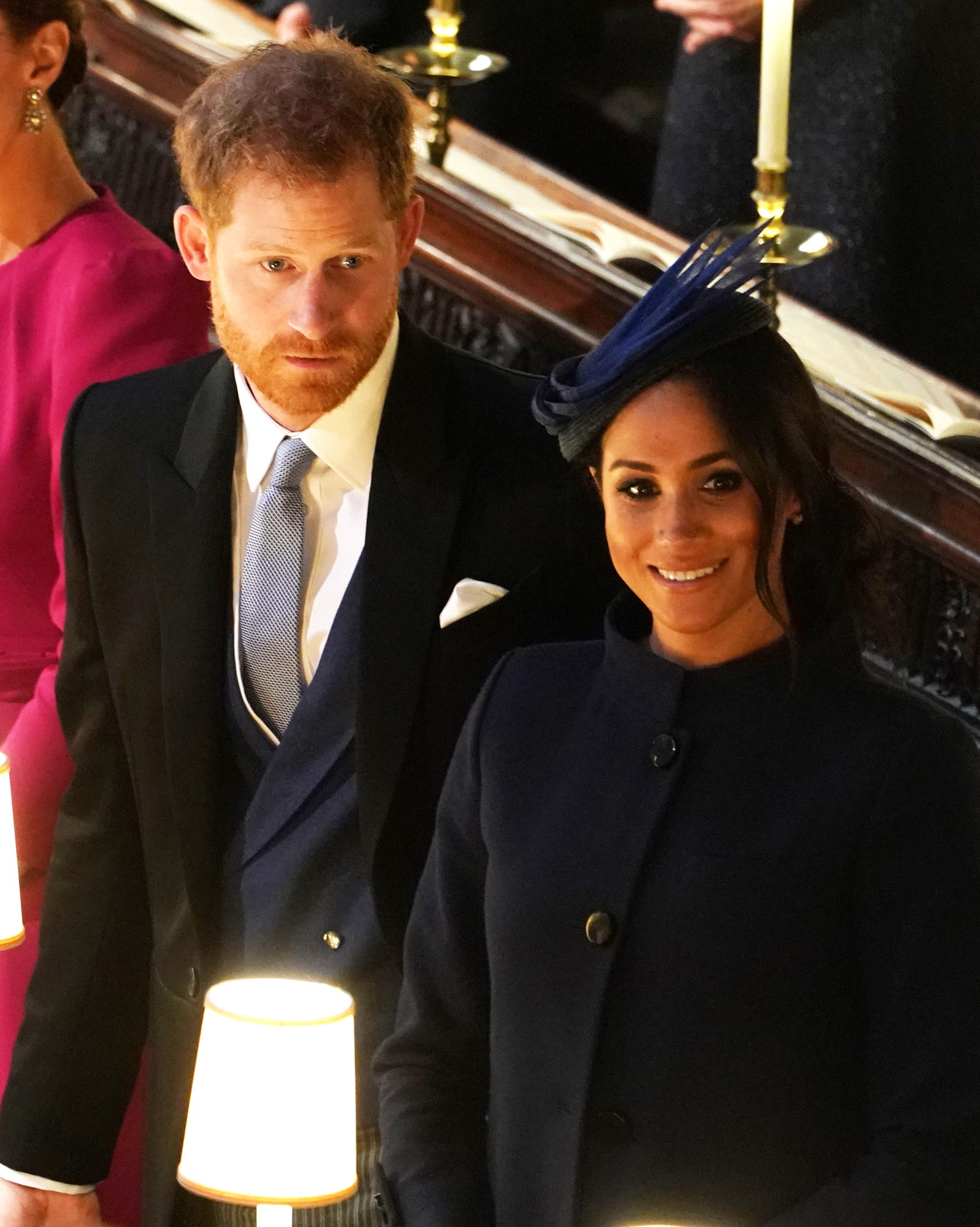 Will Meghan Markle and Prince Harry's Baby Be a U.S. Citizen? harry-meghan-1-20001