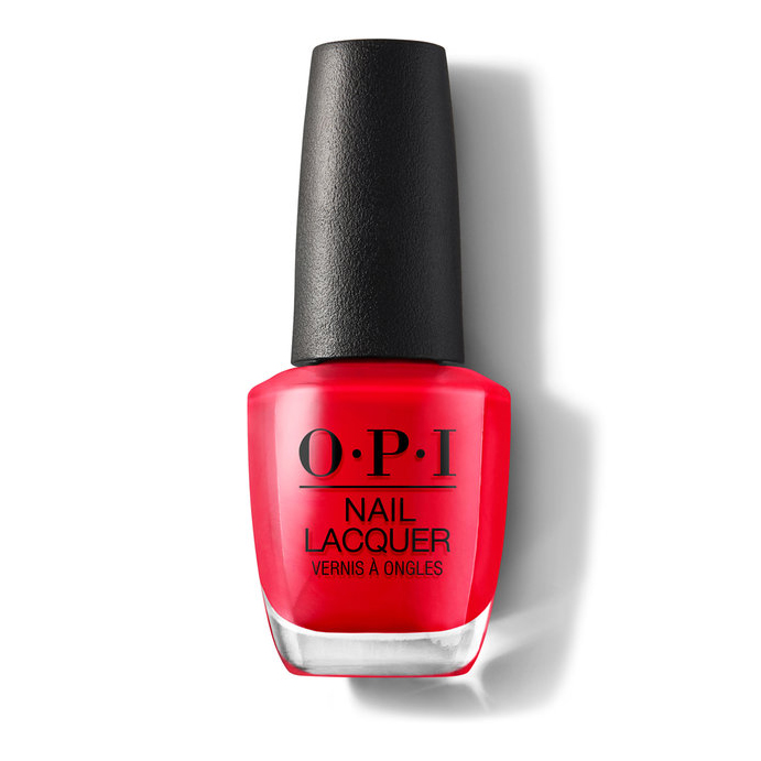 June: OPI Nail Lacquer in Cajun Shrimp